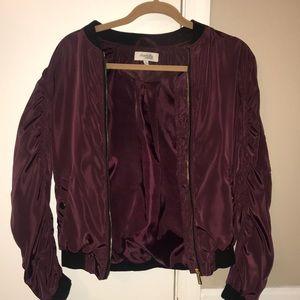 Charlotte Russe bomber jacket